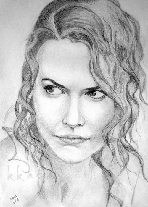 Nicole Kidman by kkaja